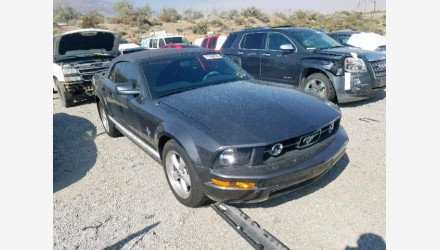 2007 Ford Mustang Convertible for sale 101222624