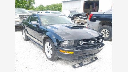 2007 Ford Mustang Coupe for sale 101222640