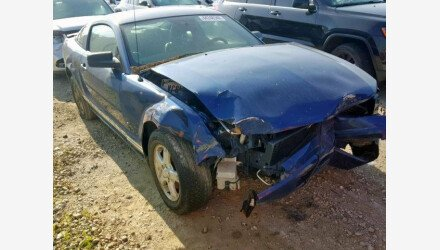 2007 Ford Mustang Coupe for sale 101223703