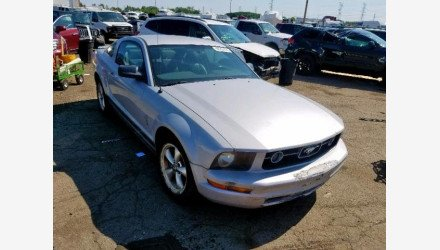 2007 Ford Mustang Coupe for sale 101223715