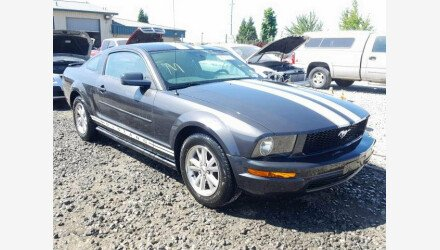 2007 Ford Mustang Coupe for sale 101223833