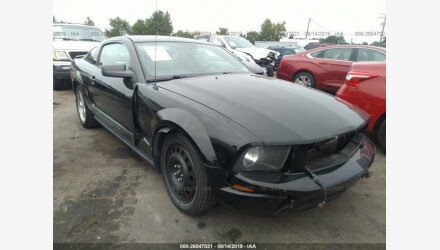 2007 Ford Mustang Coupe for sale 101223909