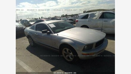 2007 Ford Mustang Coupe for sale 101224606