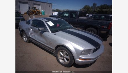 2007 Ford Mustang Coupe for sale 101224612