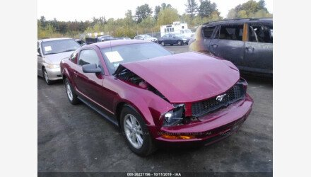 2007 Ford Mustang Coupe for sale 101224615