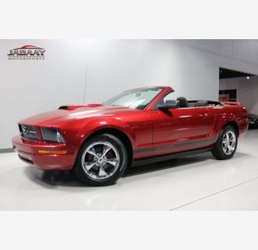 2007 Ford Mustang Convertible for sale 101225454