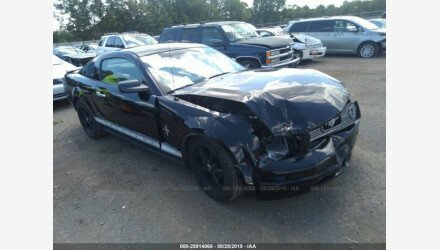2007 Ford Mustang Coupe for sale 101229082
