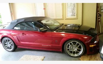 2007 Ford Mustang GT Convertible for sale 101231749