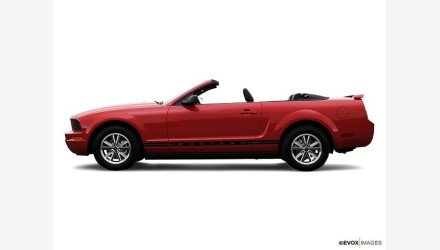 2007 Ford Mustang Convertible for sale 101234363
