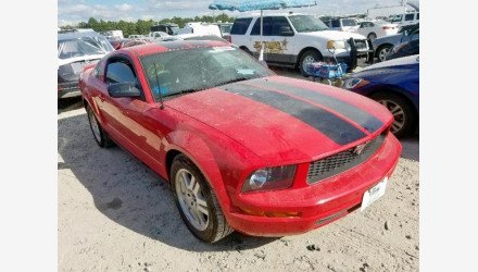 2007 Ford Mustang Coupe for sale 101239852