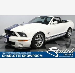 2007 Ford Mustang for sale 101240191