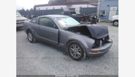 2007 Ford Mustang Coupe for sale 101241099
