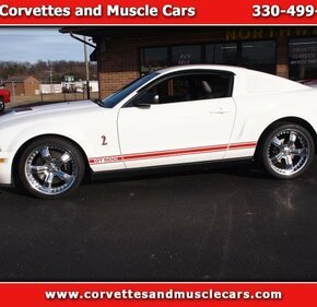 2007 Ford Mustang Shelby GT500 Coupe for sale 101259520