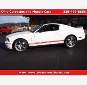 2007 Ford Mustang Shelby GT500 Coupe for sale 101259537