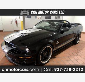 2007 Ford Mustang Shelby GT500 Convertible for sale 101274861