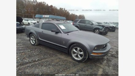 2007 Ford Mustang Coupe for sale 101277904