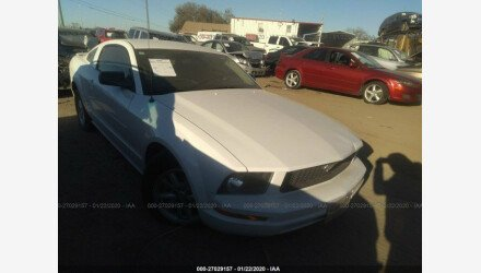 2007 Ford Mustang Coupe for sale 101285554