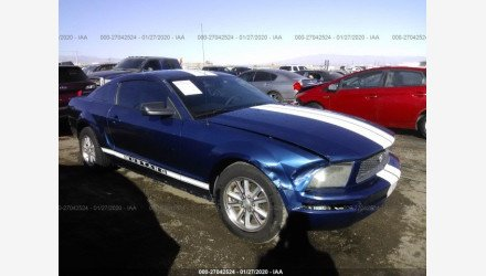 2007 Ford Mustang Coupe for sale 101289975