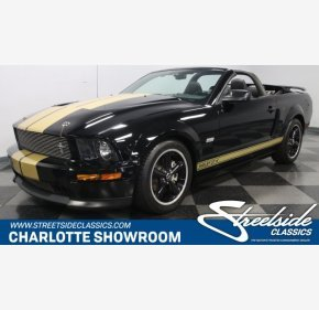 2007 Ford Mustang for sale 101303072