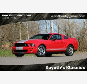 2007 Ford Mustang Shelby GT500 Coupe for sale 101326595