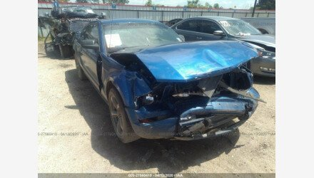 2007 Ford Mustang Coupe for sale 101332776