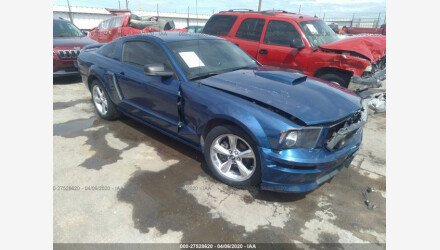 2007 Ford Mustang GT Coupe for sale 101342241