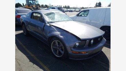 2007 Ford Mustang GT Coupe for sale 101342635