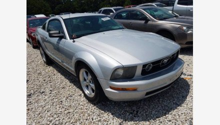 2007 Ford Mustang Coupe for sale 101342904