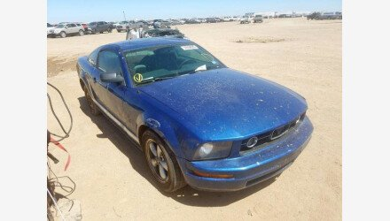 2007 Ford Mustang Coupe for sale 101345158