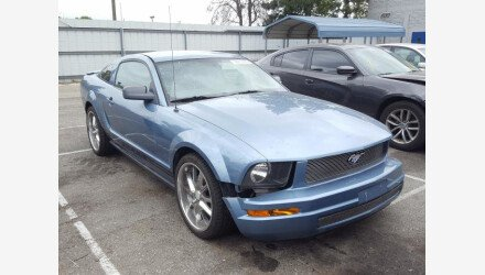 2007 Ford Mustang Coupe for sale 101345160