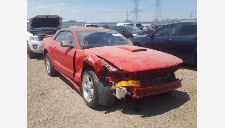 2007 Ford Mustang GT Convertible for sale 101345205