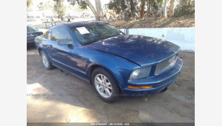 2007 Ford Mustang Coupe for sale 101346886