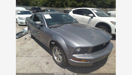2007 Ford Mustang Coupe for sale 101349522