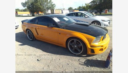 2007 Ford Mustang Coupe for sale 101349581
