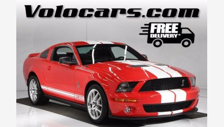 2007 Ford Mustang Shelby GT500 Coupe for sale 101351568