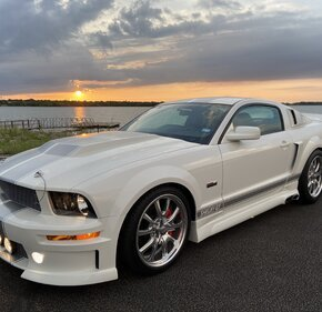 2007 Ford Mustang Shelby GT500 for sale 101356065