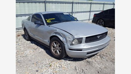 2007 Ford Mustang Coupe for sale 101357821