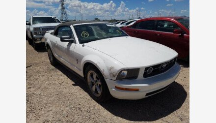 2007 Ford Mustang Convertible for sale 101360245
