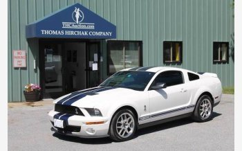 2007 Ford Mustang Shelby GT500 Coupe for sale 101361934