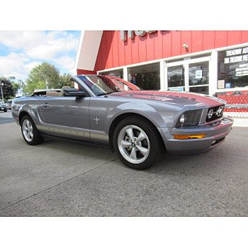 2007 Ford Mustang for sale 101387644