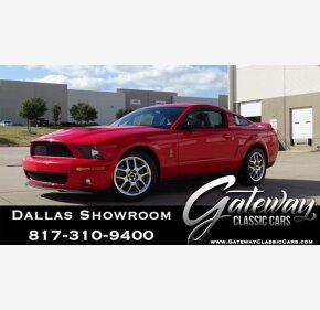 2007 Ford Mustang Shelby GT500 for sale 101396228