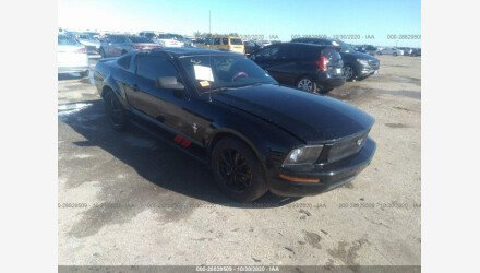 2007 Ford Mustang Coupe for sale 101408642
