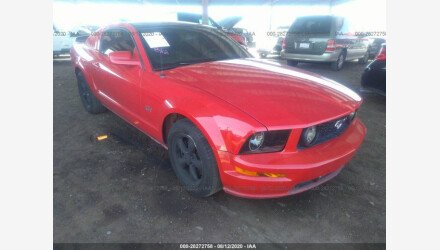 2007 Ford Mustang GT Coupe for sale 101410086