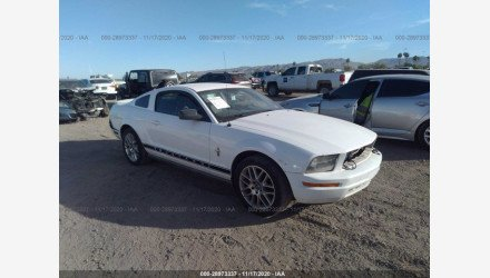2007 Ford Mustang Coupe for sale 101411380