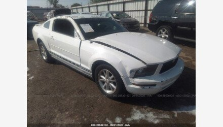 2007 Ford Mustang Coupe for sale 101412509