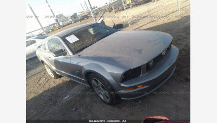 2007 Ford Mustang GT Coupe for sale 101412512