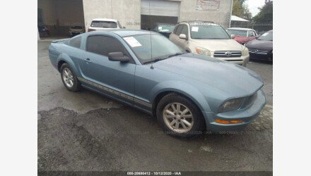 2007 Ford Mustang Coupe for sale 101413340