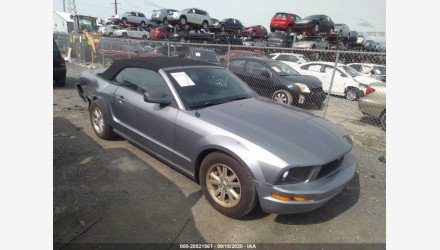 2007 Ford Mustang Convertible for sale 101413938