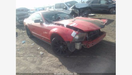 2007 Ford Mustang Coupe for sale 101413945