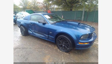 2007 Ford Mustang GT Coupe for sale 101415219